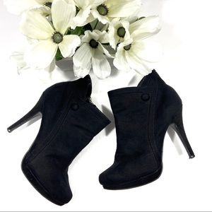 Limelight ankle boots booties size 7
